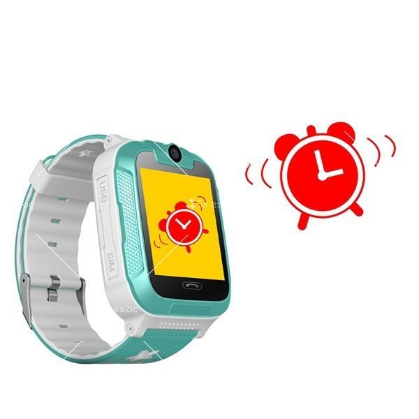 Елегантен Смарт часовник 3G Wi Fi Q760 8