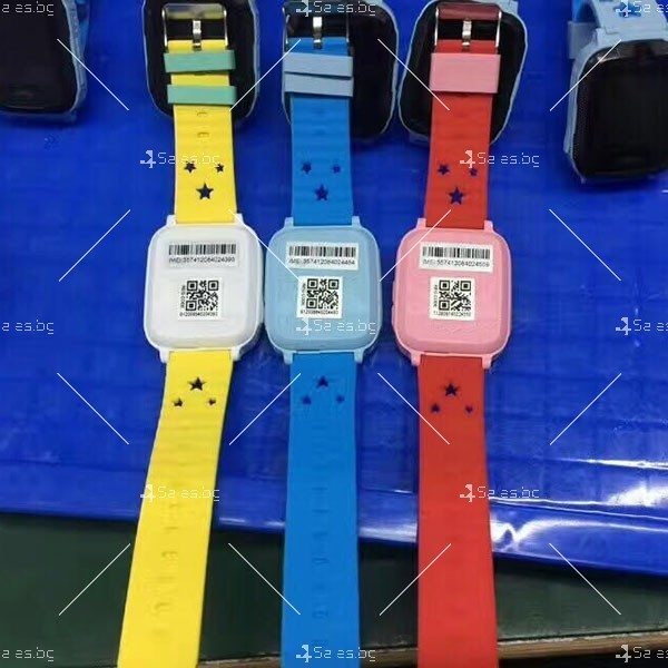 Елегантен Смарт часовник 3G Wi Fi Q760 9