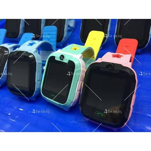 Елегантен Смарт часовник 3G Wi Fi Q760 11