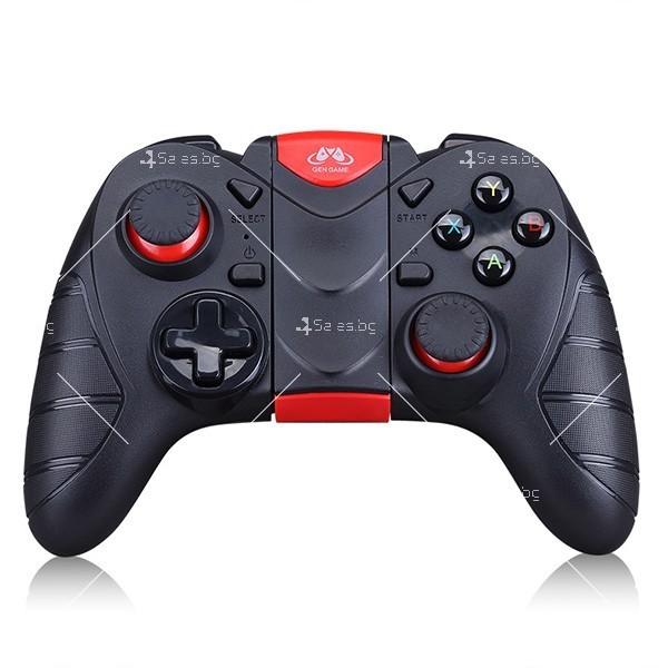 Безжичен контролер за компютърни игри S7 Deluxe, PSP27 3
