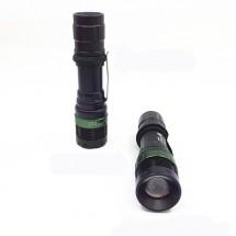 Професионален фенер с въртене и увеличение осветяване с тактова светкавица FL1