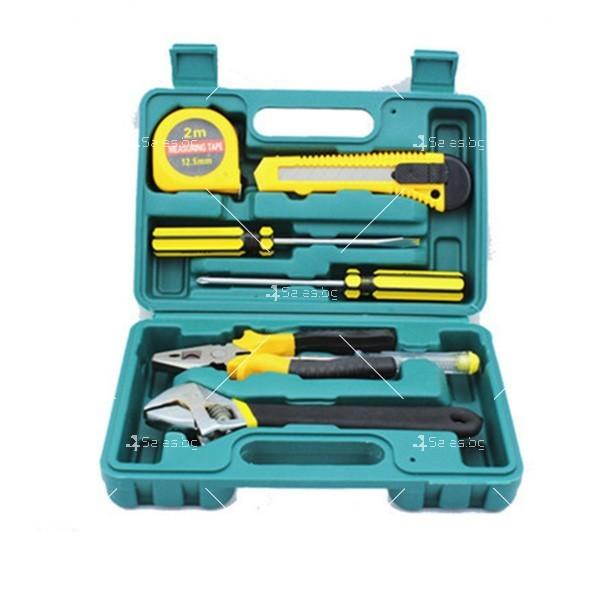 7 инструмента в куфарче CASE-7 LA808