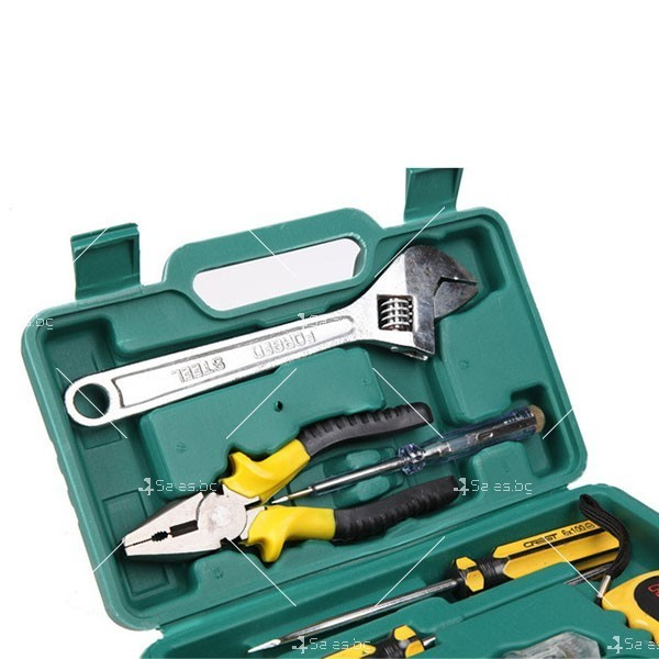 7 инструмента в куфарче CASE-7 LA808 4