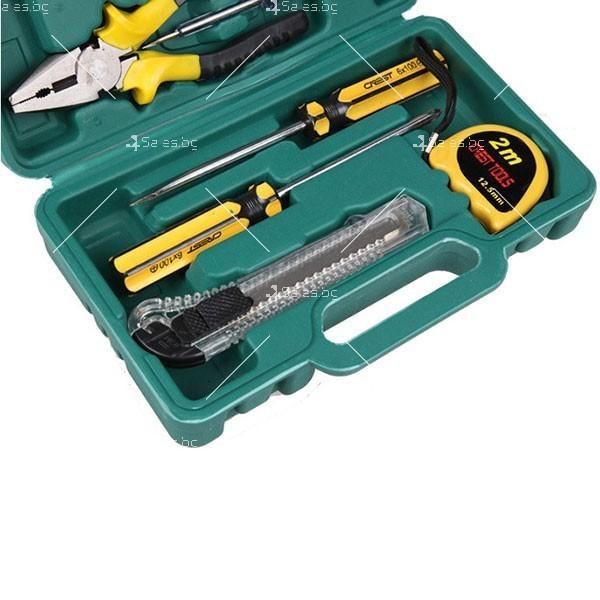 7 инструмента в куфарче CASE-7 LA808 5