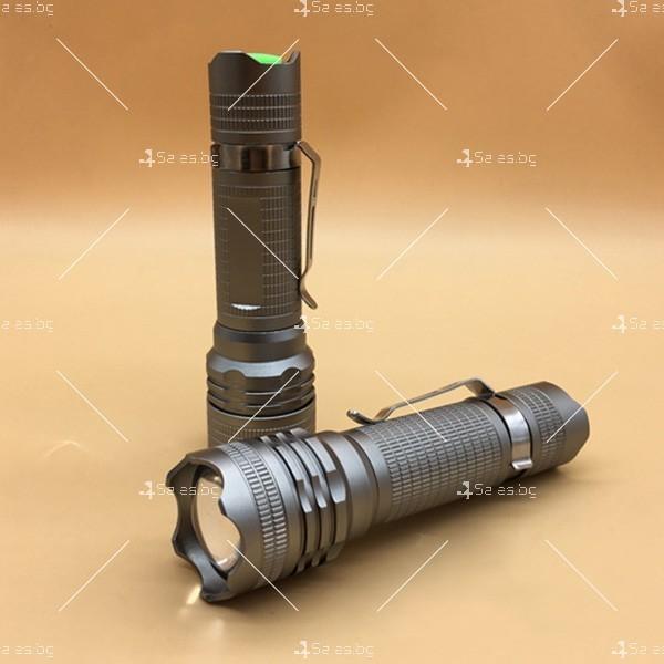 Фенерче CREE с телескопично увеличение и акумулаторни батерии FL21 4