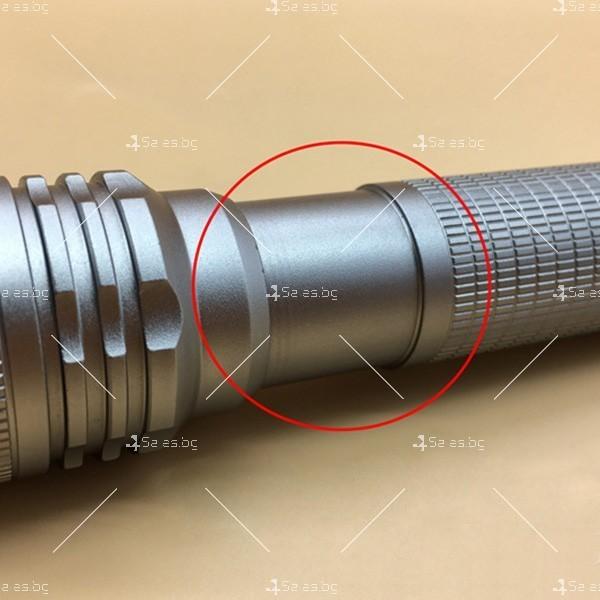 Фенерче CREE с телескопично увеличение и акумулаторни батерии FL21 10