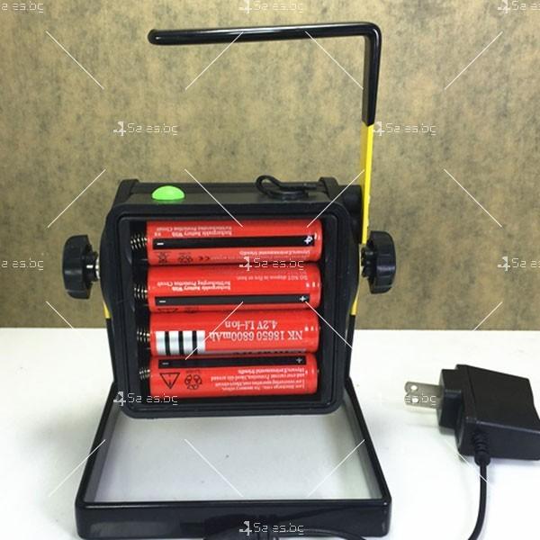 Преносим прожектор с вградени 36 LED лампи GDL2 5