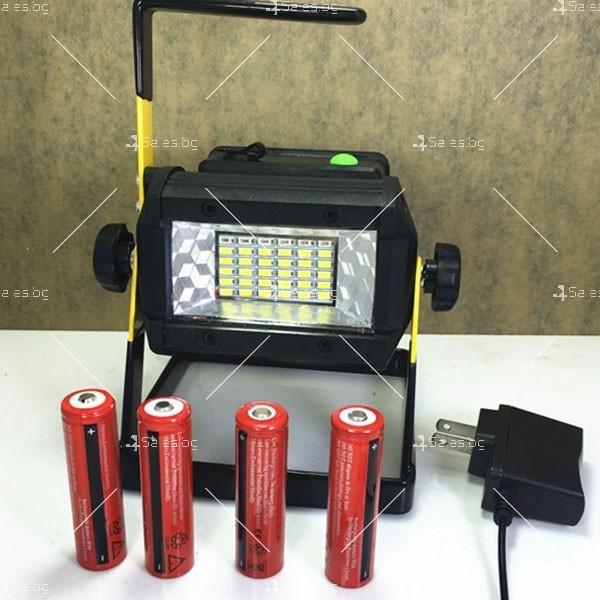 Преносим прожектор с вградени 36 LED лампи GDL2 6