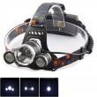 Водоустойчив фенер за глава с въртящ се фокус и мащабиране FL24 11