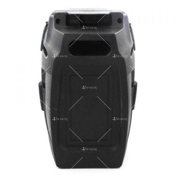 Караоке тонколона с Bluetooth връзка и USB вход Q6 14