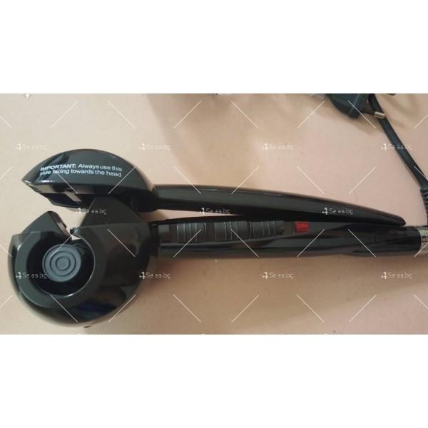 Преса за коса Perfect Curl преса за перфектни къдрици TV71 3