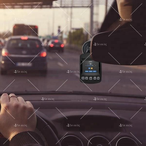 Камера за кола с 2 инчов дисплей и 4K HD, WiFi функция AC76 7