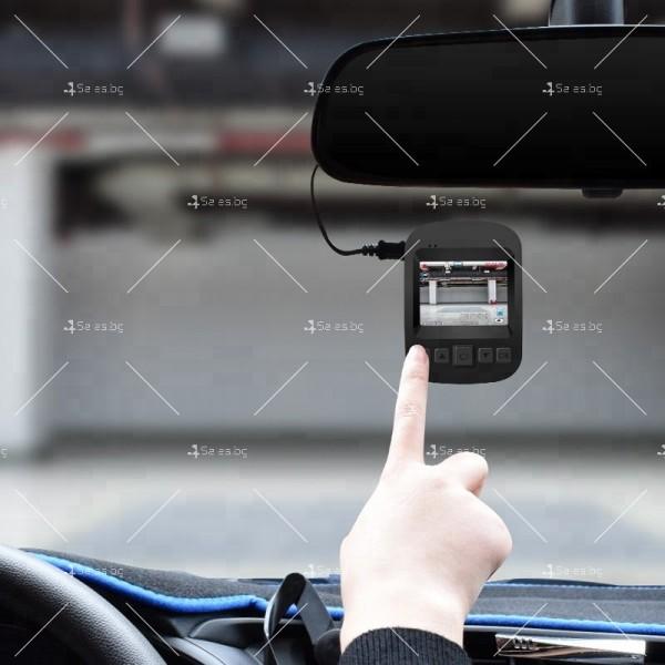 Камера за кола с 2 инчов дисплей и 4K HD, WiFi функция AC76 12