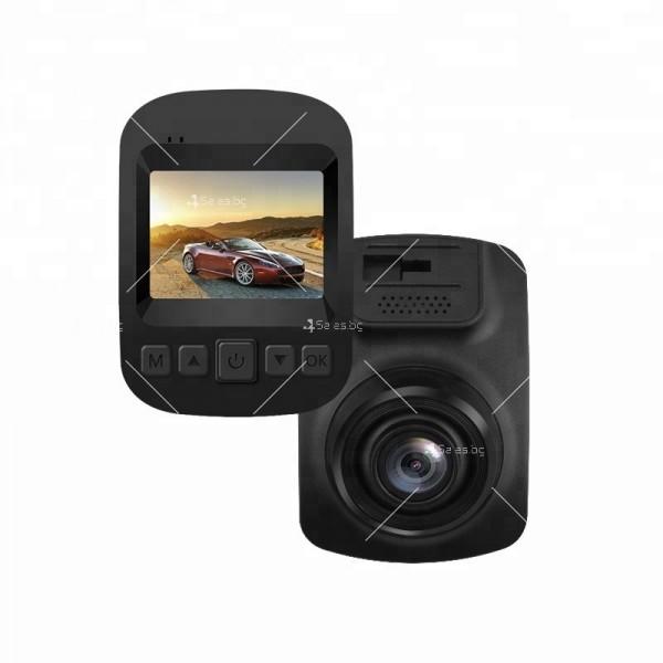 Камера за кола с 2 инчов дисплей и 4K HD, WiFi функция AC76 14