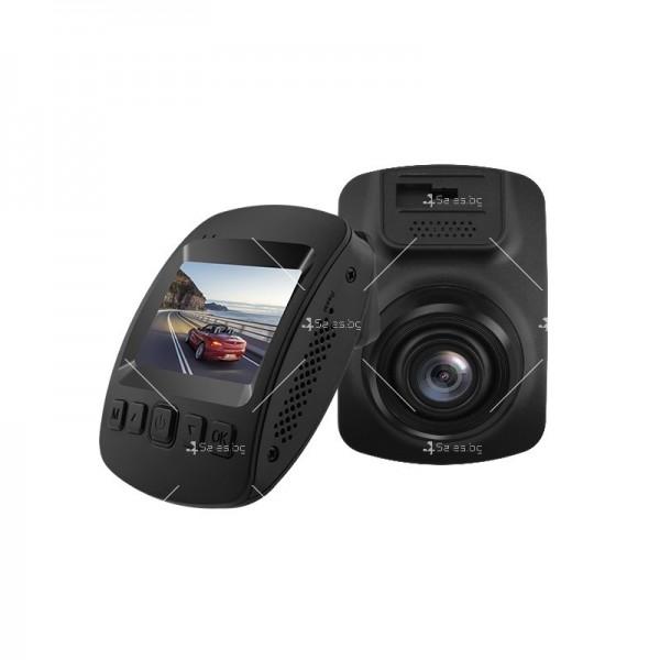 Камера за кола с 2 инчов дисплей и 4K HD, WiFi функция AC76 16