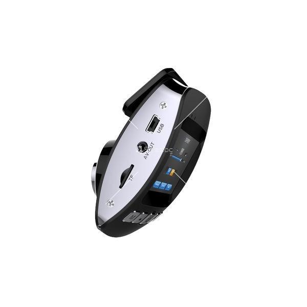 Камера за кола с 2 инчов дисплей и 4K HD, WiFi функция AC76 22