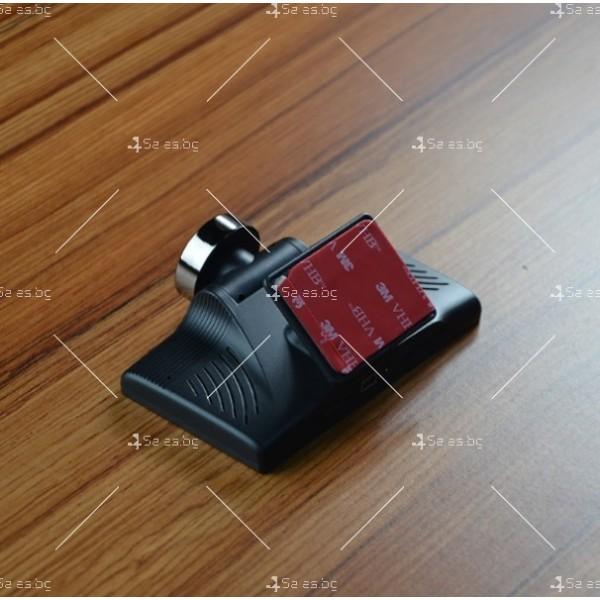 Видеорегистратор с 4 инчов дисплей свързан със сензори и камера, HD, GPS, AC77 6