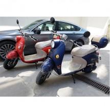 Скутер с мотор Bosch и кош за багаж