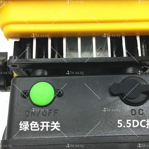 Мобилна лампа GDPLUS - прожектор с 24 LED осветителни тела 30 W GDL3 9