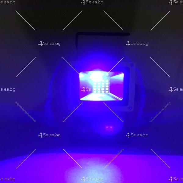 Мобилна лампа GDPLUS - прожектор с 24 LED осветителни тела 30 W GDL3 12