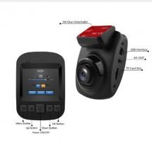 Kамера за кола с 2 инчов дисплей SUPER 4K ULTRA HD, записващ диск. WiFi, GPS