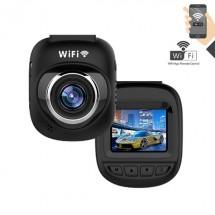 Камера за кола 1,5 инча със скрит рекордер, обратно виждане, HD запис и Wifi
