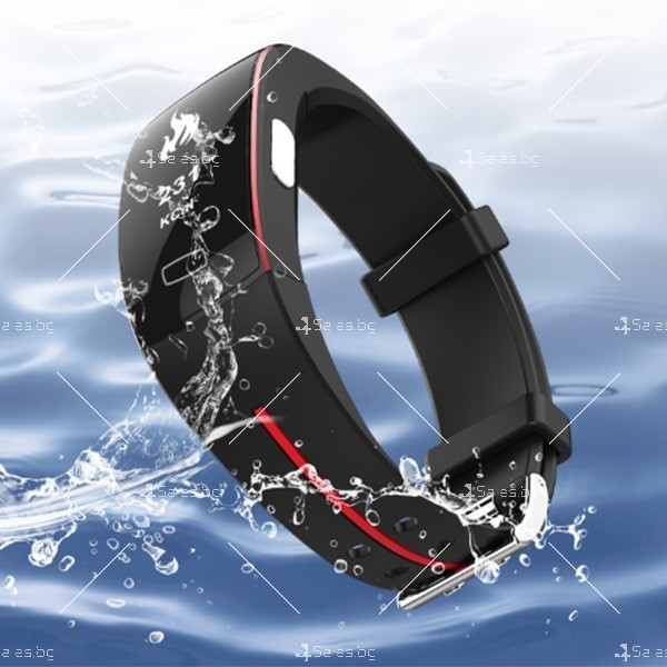 Интелигентна гривна-часовник с фотоелектричен електрод за кръвно налягане SMW37 1