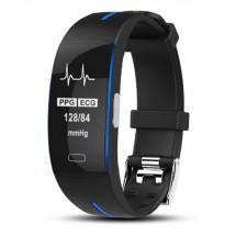 Интелигентна гривна-часовник с фотоелектричен електрод за кръвно налягане SMW37