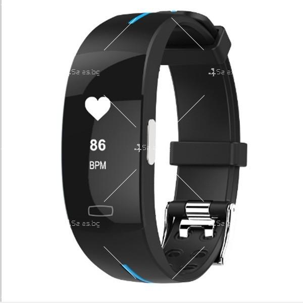 Интелигентна гривна-часовник с фотоелектричен електрод за кръвно налягане SMW37 4