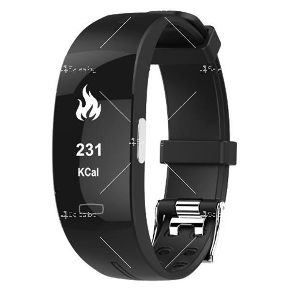 Интелигентна гривна-часовник с фотоелектричен електрод за кръвно налягане SMW37 5