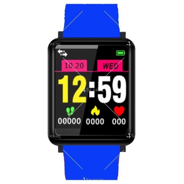 Смарт часовник-гривна F21 в 3 цвята,голям екран,наблюдение на сърдечната честота 3