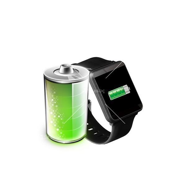 Смарт часовник-гривна F21 в 3 цвята,голям екран,наблюдение на сърдечната честота 10
