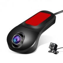 Камера Ото N6 с двойна леща и рекордер wifi за наблюдение и задно виждане AC75