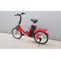 Нов модел велосипед и електрически сгъваем скутер