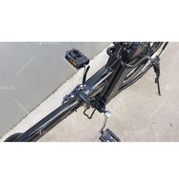 Разгъващ се скутер - колело с електрическо задвижване 2