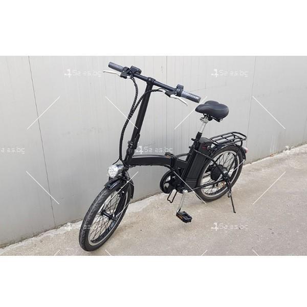 Разгъващ се скутер - колело с електрическо задвижване 3