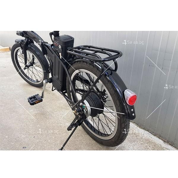 Разгъващ се скутер - колело с електрическо задвижване 6