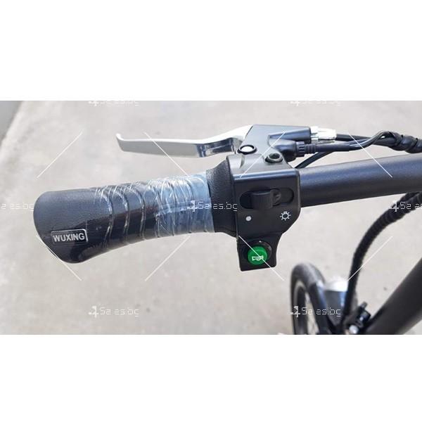 Разгъващ се скутер - колело с електрическо задвижване 9