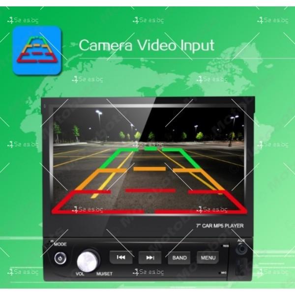 MP5 плеър за автомобил с Android 6.0.1, GPS навигация и 7-инчов AUTO RADIO3 6