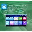 MP5 плеър за автомобил с Android 6.0.1, GPS навигация и 7-инчов AUTO RADIO3 8