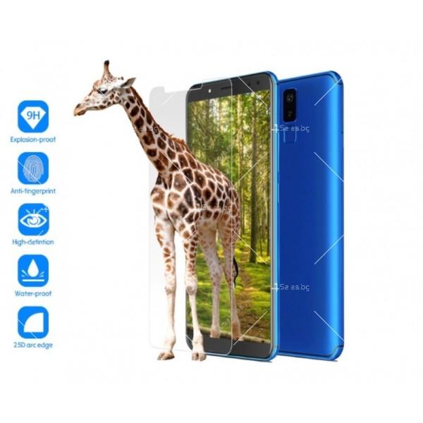 Смартфон с 6GB RAM и 64GB памет, 8 ядра , 6200 mAh батерия, Android 8,1 1