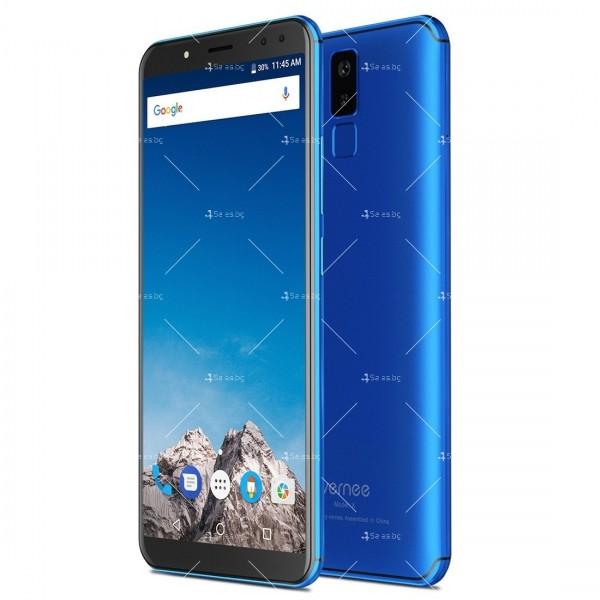 Смартфон с 6GB RAM и 64GB памет, 8 ядра , 6200 mAh батерия, Android 8,1 5