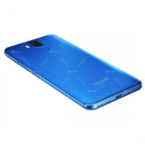 Смартфон с 6GB RAM и 64GB памет, 8 ядра , 6200 mAh батерия, Android 8,1 6