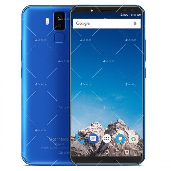 Смартфон с 6GB RAM и 64GB памет, 8 ядра , 6200 mAh батерия, Android 8,1 7