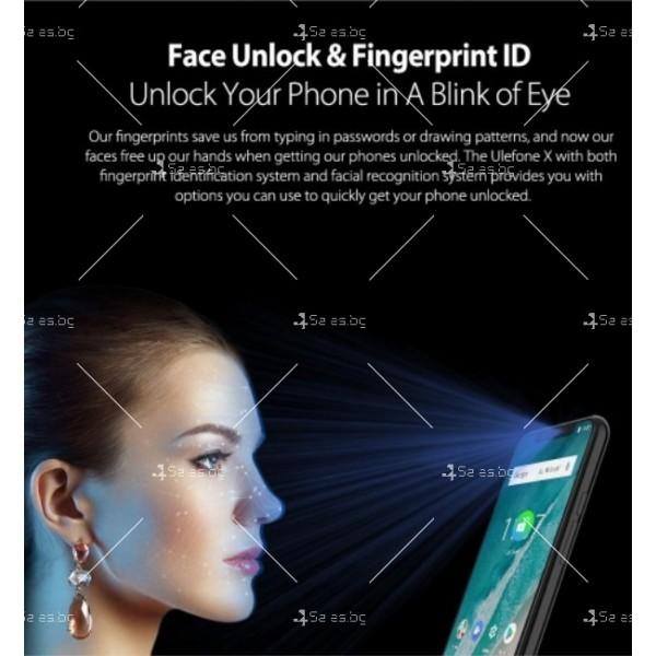 """Уникален 8 ядрен Android 8.1 смартфон с 5.85"""" дисплей, 3300 mAh батерия, Dual Sim 2"""