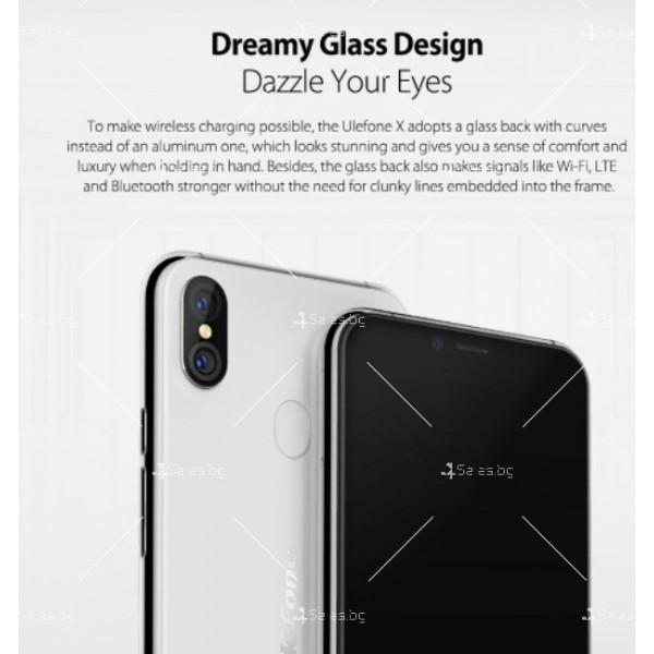 """Уникален 8 ядрен Android 8.1 смартфон с 5.85"""" дисплей, 3300 mAh батерия, Dual Sim 3"""