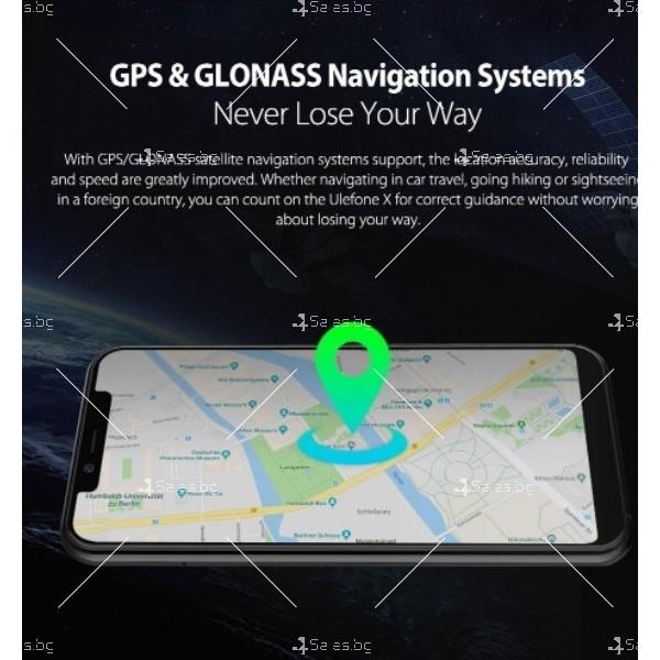 """Уникален 8 ядрен Android 8.1 смартфон с 5.85"""" дисплей, 3300 mAh батерия, Dual Sim 4"""