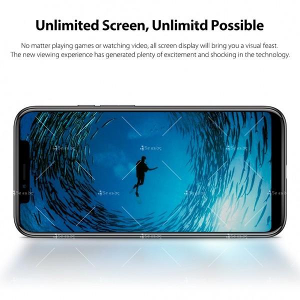 """Уникален 8 ядрен Android 8.1 смартфон с 5.85"""" дисплей, 3300 mAh батерия, Dual Sim 7"""
