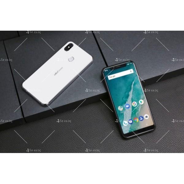 """Уникален 8 ядрен Android 8.1 смартфон с 5.85"""" дисплей, 3300 mAh батерия, Dual Sim 8"""