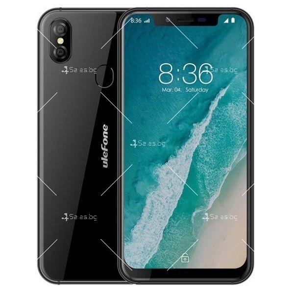 """Уникален 8 ядрен Android 8.1 смартфон с 5.85"""" дисплей, 3300 mAh батерия, Dual Sim 19"""